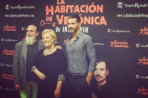 """Estreno """"La habitación de Verónica"""" con Manuel Aguilar y Alexandro Valeiras"""